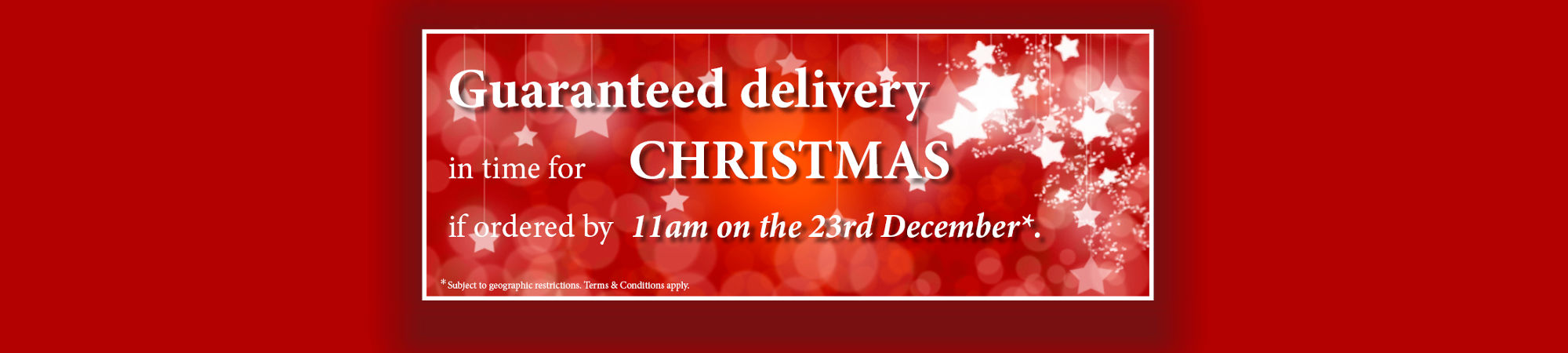 Fairmont & Main Christmas Delivery