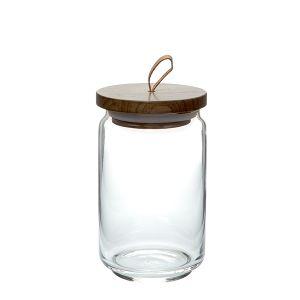 Ash Wood Store Jar 750ml
