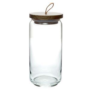 Ash Wood Store Jar 1000ml