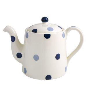 Blue Spot Teapot