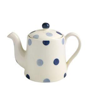Blue Spot Small Teapot