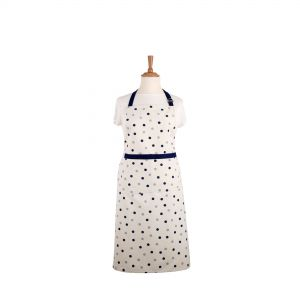 Blue Spot Full Apron