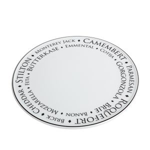 World Cheese Platter