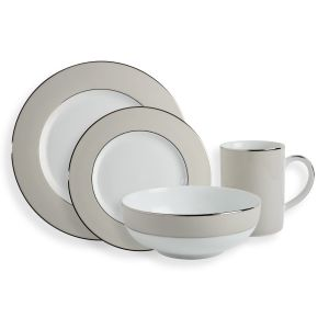 Cheltenham Oyster 16 Piece Dinner Set
