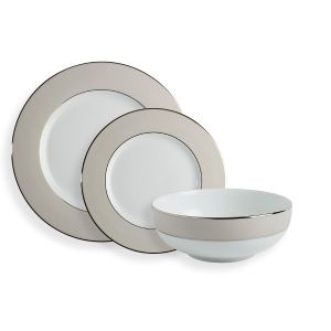 Cheltenham Oyster 12 Piece Dinner Set Pieces