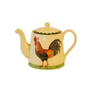 Cockerel Large Teapot