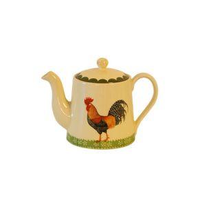 Cockerel Small Teapot