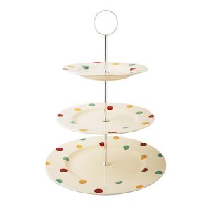 Carnival 3 Tiered Cakestand