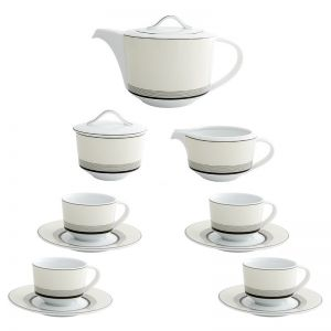 Deco Summer Espresso Set