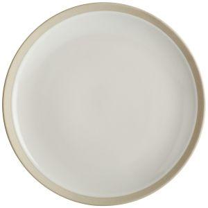 Dinner Plate - Elements Bone