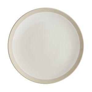 Dessert Plate - Elements Bone