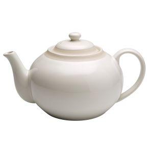 Teapot - Elements Bone