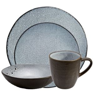 Lava 16 Piece Breakfast Set