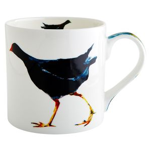 Moorhen Mug - Julie Steel Designs