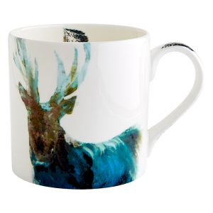Stag Mug - Julie Steel Designs