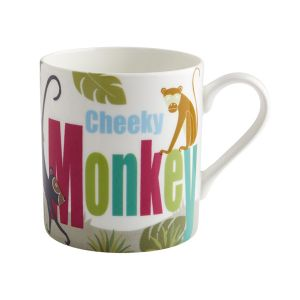 Safari - Cheeky Monkey (Child) - China Mug