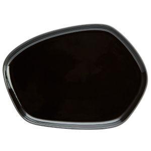 Origins Plate 34cm Coal