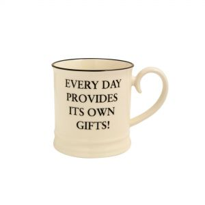 Quips & Quotes Tankard Mug - Every Day Provides