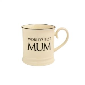 Quips & Quotes Tankard Mug - World's Best Mum