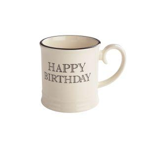 Quips & Quotes Tankard Mug - Happy Birthday