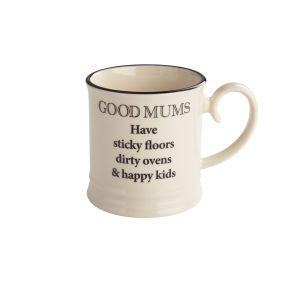 Quips & Quotes Tankard Mug - Good Mums