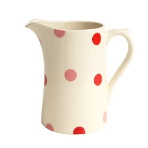 Red Spot – Medium Jug