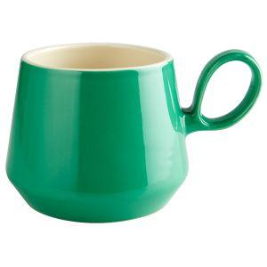 Retro Flared Mint Green Mug