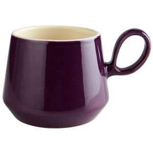 Retro Flared Purple Mug