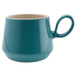 Retro Flared Sea Green Mug