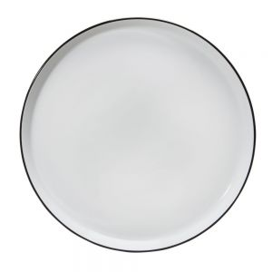 Arctic Noir Dinner Plate