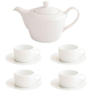 Arctic Tea Set with Medium Teapot