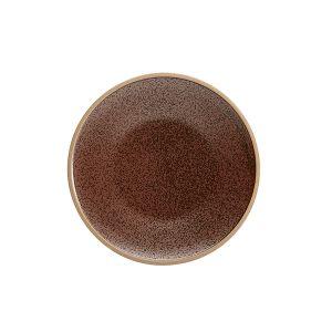 Raw Plate 21cm Earth