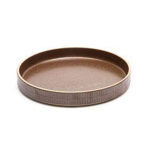 Raw Dish 18.5cm Earth - Profile