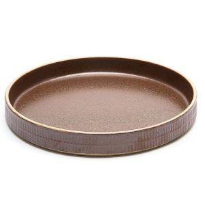 Raw Dish 23cm Earth - Profile