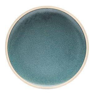 Raw Plate 28.5cm Ocean