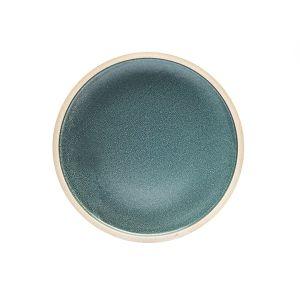 Raw Plate 25.5cm Ocean