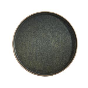 Raw Deep Plate 26.2cm Ocean