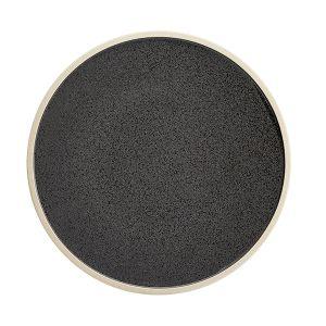 Raw Plate 28.5cm Slate