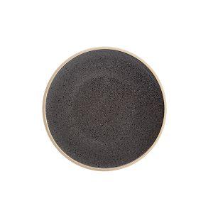 Raw Plate 21cm Slate
