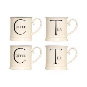 Script Tea/Coffee Mug Collection