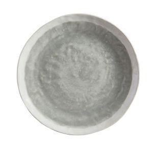 Sea Foam Dinner Plate
