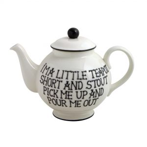 I'm a Little... Teapot