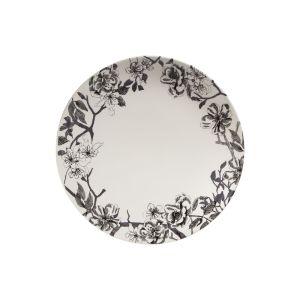 Dinner Plate - Wild Rose